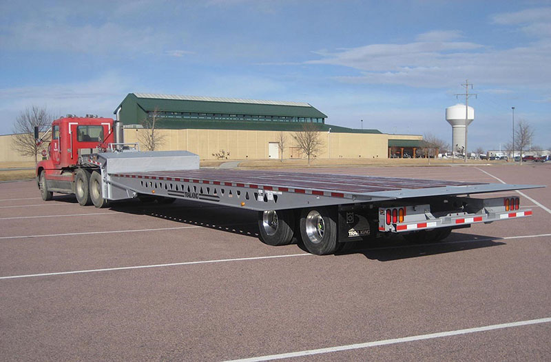 Sliding Axle Trailers