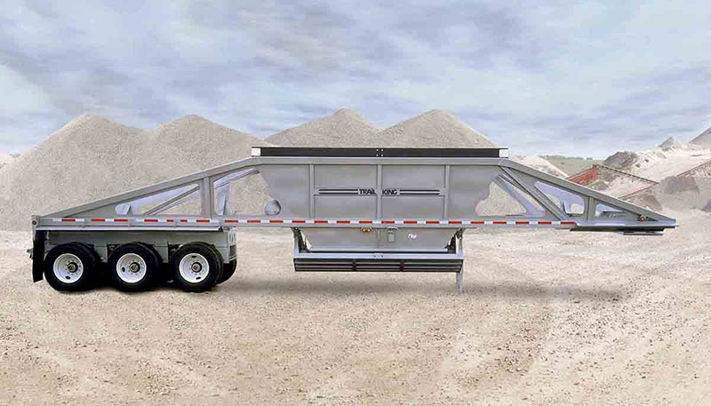 Bottom Dump – Clam Dump Trailers