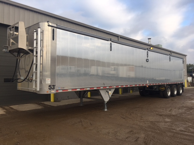 Transfer Floor Trailers: Your Efficient Hauling Solution