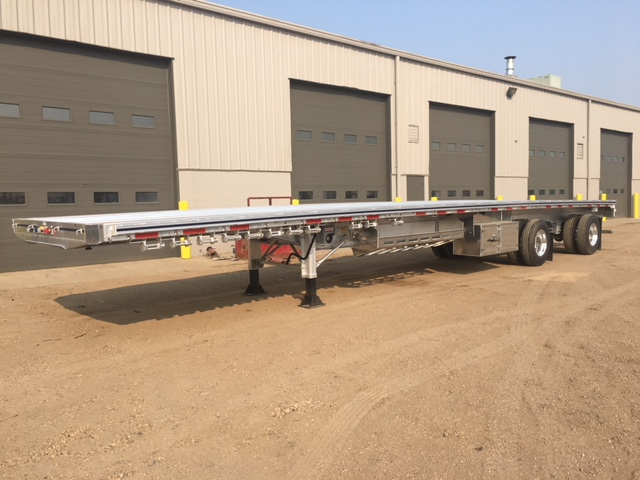In It For the Long Haul: Flatdeck Trailers at Kingpin