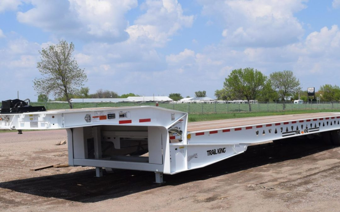 Product Spotlight: Trail King Sliding Axle Trailers