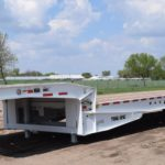 trail king sliding axle trailer
