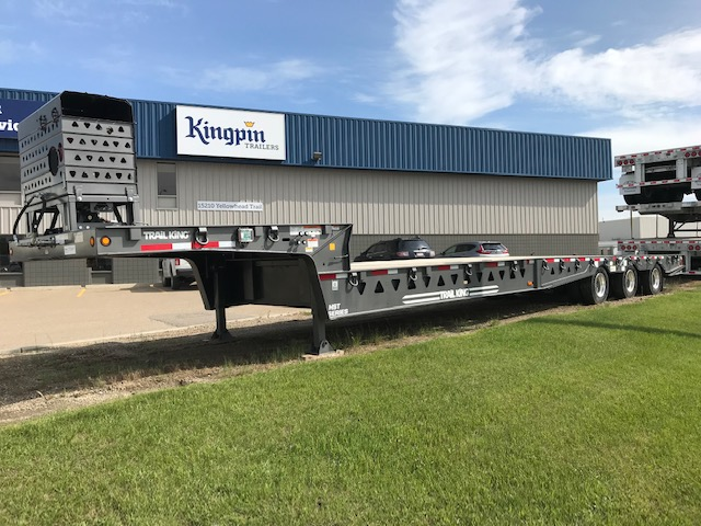Kingpin Trailers is Open!