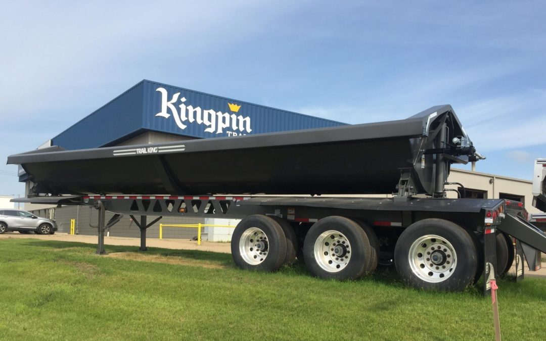 Side and End Dump Trailers: Know The Differences That Matter